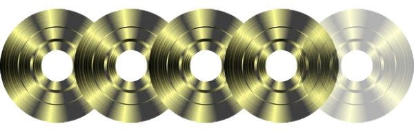 4 Records