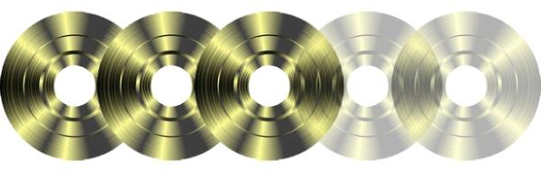 3 Records